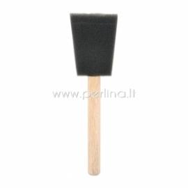 Poly-sponge brush, width 4,7 cm