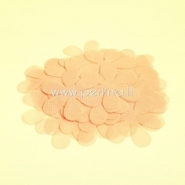 Medžiaginė gėlytė, blyški rausva sp., 1 vnt., dydis pasirenkamas