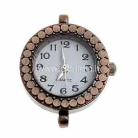 Laikrodis, apvalus, ant. vario sp., 28x24 mm