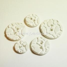 Keramikinė saga, balta, 3,2 cm