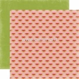 "Popierius ""Watermelon - Summer Lovin'"", 30,5x30,5 cm"