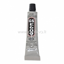 Multi-purpose adhesive GS E600, clear, 9 ml