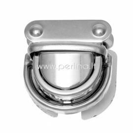 Rankinės užsegimas, sidabro sp., 33x32 mm