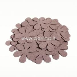 Medžiaginė gėlytė, kakavinė sp., 1 vnt., dydis pasirenkamas