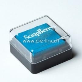 "Pigmentinis rašalas ""Light Blue"", 2,5x2,5 cm"
