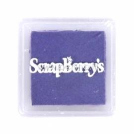 """Pigmentinis rašalas """"Violet/purple"""", 2,5x2,5 cm"""