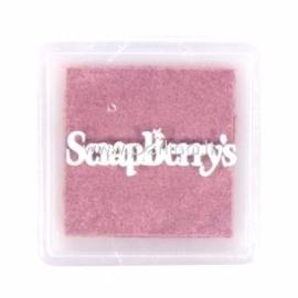 "Pigmentinis rašalas ""Shabby pink"", 2,5x2,5 cm"