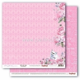 """Paper """"Well Hello Kitty! - A Furry Little Story collection"""", 30,5x30,5 cm"""