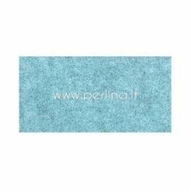 "Sintetinis veltinis ""Ocean Blue"", 22,9x30,5 cm"