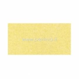 "Sintetinis veltinis ""Lemon Frost"", 22,9x30,5 cm"