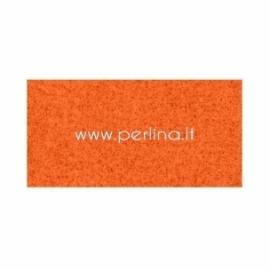 """Sintetinis veltinis """"Pumpkin Spice"""", 22,9x30,5 cm"""