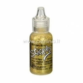 "Blizgūs klijai ""Stickles - Golden Rod"", 18 ml"