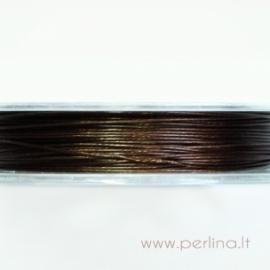Troselis, rudas, 0,38 mm, 1 m