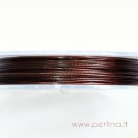 Troselis, šokoladinės sp., 0,38 mm, 1 m