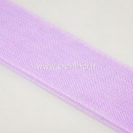 Organza ribbon, lilac, 12 mm, 1 m
