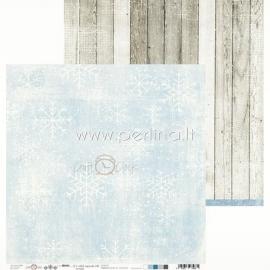 """Popierius """"Brr... it's cold outside 04"""", 30,5x30,5 cm"""