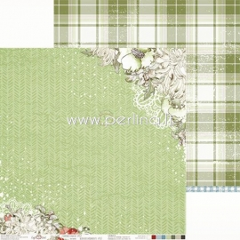 "Popierius ""Winter Moments 02"", 30,5x30,5 cm"