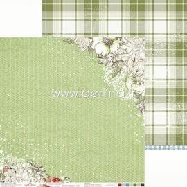 "Popierius ""Winter Moment 02"", 30,5x30,5 cm"