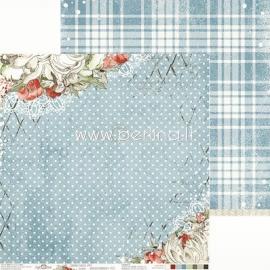 "Popierius ""Winter Moments 03"", 30,5x30,5 cm"