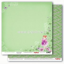 "Popierius ""Precious Memories - Garden Delight"", 30,5x30,5 cm"