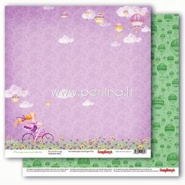 "Popierius ""Precious Memories - Sweet Serenity"", 30,5x30,5 cm"