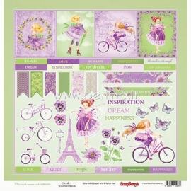 "Popierius ""Precious Memories - Cards 1"", 30,5x30,5 cm"