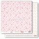 "Popierius ""Precious Memories - Pink Petals"", 30,5x30,5 cm"