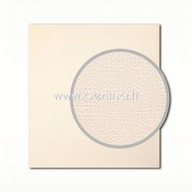 """Texture cardstock """"Canvas, Cream"""", 30,5x30,5 cm, 280 gsm"""
