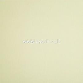 """Texture cardstock """"Vanilla"""", 30,5x30,5 cm, 230 gsm"""