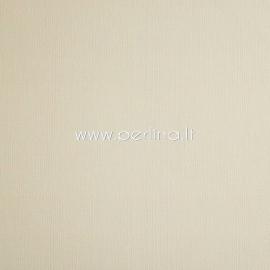 "Tekstūrinis kartonas ""Beige"", 30,5x30,5 cm, 230 gsm"