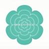 "Kirtimo formelė ""Nesting Bloom"", 5 vnt., nuo 2cm x 2.1 cm iki 11.4cm x 12.2cm"