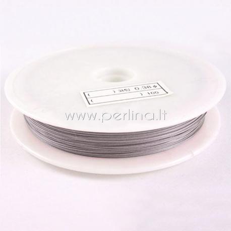Juvelyrinis troselis, metalo sp., 0,80 mm, 20 m