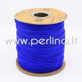 Nylon thread, cornflower blue, 1 mm, 1 m