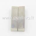 Magnetinis užsegimas, 38x18x7 mm, 1 vnt.
