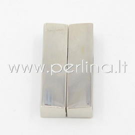 Magnetic clasp, 38x18x7 mm, 1 pc