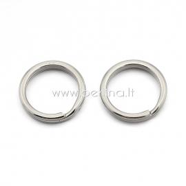 Raktų žiedas, nerūdijantis plienas, 20x1,8mm