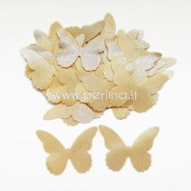 Medžiaginis drugelis, kūno sp., 1 vnt., dydis pasirenkamas