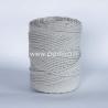 Sukta medvilninė virvė, natūrali sp., 3 mm, 140 m