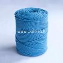 Sukta medvilninė virvė, mėlyna sp., 4 mm, 150 m