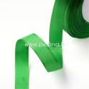Satino juostelė, žalia, 6 mm, 1 m