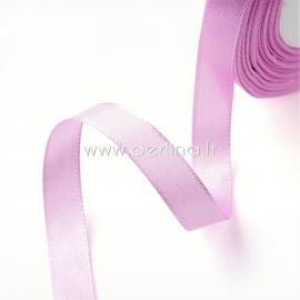 Satin ribbon, lilac, 6 mm, 1 m