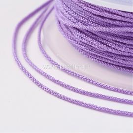 Pinta nailono virvelė, violetinė sp., 1,5 mm, 1 ritė/12 m