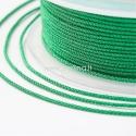 Pinta nailono virvelė, žalia sp., 1,5 mm, 1 ritė/12 m
