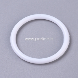 Plastic ring, 5cm x 4,5mm