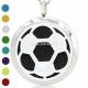 """Aromaterapinis pakabukas """"Futbolo kamuolys"""", 30 mm, 1 vnt."""