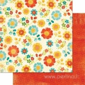 """Popierius """"Cute Petite"""", 30,5x30,5 cm"""