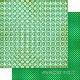 """Popierius """"Smile Grin"""", 30,5x30,5 cm"""