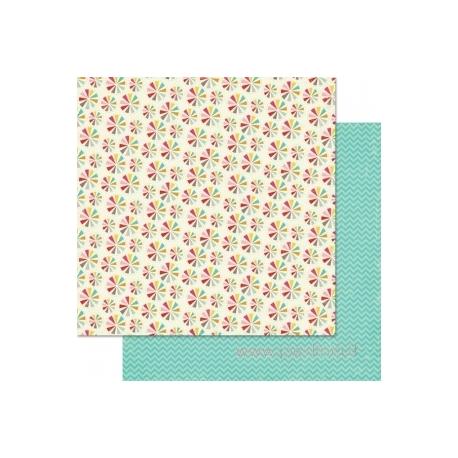 """Popierius """"Pinwheel"""", 30,5x30,5 cm"""