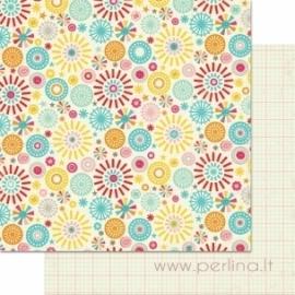 "Popierius ""Fancy Free"", 30,5x30,5 cm"