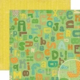"Popierius ""Elements"", 30,5x30,5 cm"